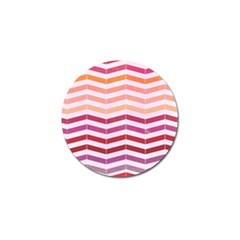Abstract Vintage Lines Golf Ball Marker (10 pack)