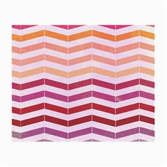 Abstract Vintage Lines Small Glasses Cloth (2-Side)