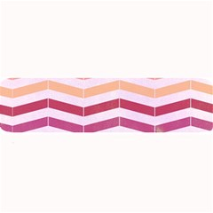 Abstract Vintage Lines Large Bar Mats
