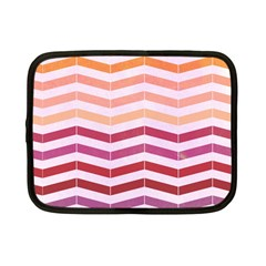 Abstract Vintage Lines Netbook Case (small)