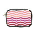 Abstract Vintage Lines Coin Purse Front