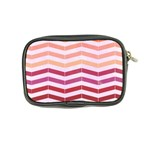 Abstract Vintage Lines Coin Purse Back