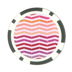 Abstract Vintage Lines Poker Chip Card Guard (10 Pack)