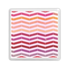 Abstract Vintage Lines Memory Card Reader (square)