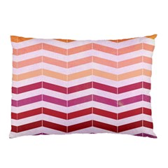 Abstract Vintage Lines Pillow Case (Two Sides)