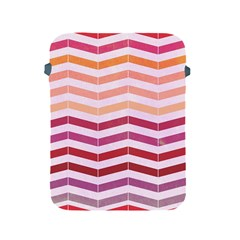 Abstract Vintage Lines Apple Ipad 2/3/4 Protective Soft Cases