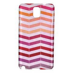 Abstract Vintage Lines Samsung Galaxy Note 3 N9005 Hardshell Case