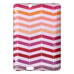 Abstract Vintage Lines Kindle Fire HDX Hardshell Case