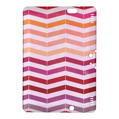 Abstract Vintage Lines Kindle Fire Hdx 8 9  Hardshell Case