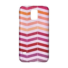Abstract Vintage Lines Samsung Galaxy S5 Hardshell Case