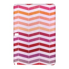Abstract Vintage Lines Samsung Galaxy Tab Pro 10 1 Hardshell Case