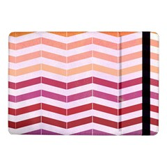 Abstract Vintage Lines Samsung Galaxy Tab Pro 10 1  Flip Case