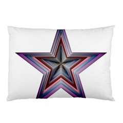 Star Abstract Geometric Art Pillow Case (two Sides)