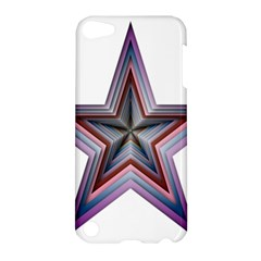 Star Abstract Geometric Art Apple Ipod Touch 5 Hardshell Case