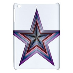Star Abstract Geometric Art Apple Ipad Mini Hardshell Case