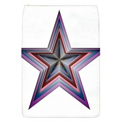 Star Abstract Geometric Art Flap Covers (s)