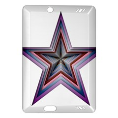Star Abstract Geometric Art Amazon Kindle Fire Hd (2013) Hardshell Case