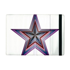 Star Abstract Geometric Art Ipad Mini 2 Flip Cases