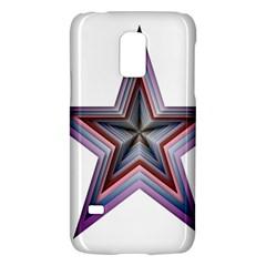 Star Abstract Geometric Art Galaxy S5 Mini