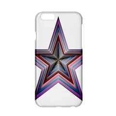 Star Abstract Geometric Art Apple Iphone 6/6s Hardshell Case