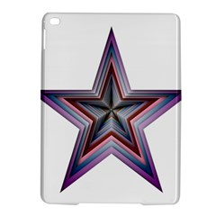 Star Abstract Geometric Art Ipad Air 2 Hardshell Cases