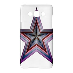 Star Abstract Geometric Art Samsung Galaxy A5 Hardshell Case