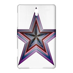 Star Abstract Geometric Art Samsung Galaxy Tab S (8 4 ) Hardshell Case
