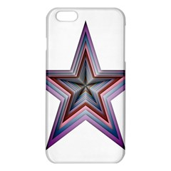 Star Abstract Geometric Art iPhone 6 Plus/6S Plus TPU Case