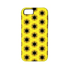 Yellow Fractal In Kaleidoscope Apple Iphone 5 Classic Hardshell Case (pc+silicone)