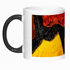 Colorful Glass Mosaic Art And Abstract Wall Background Morph Mugs