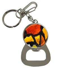 Colorful Glass Mosaic Art And Abstract Wall Background Button Necklaces