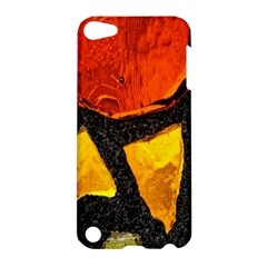Colorful Glass Mosaic Art And Abstract Wall Background Apple iPod Touch 5 Hardshell Case