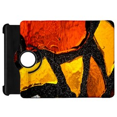 Colorful Glass Mosaic Art And Abstract Wall Background Kindle Fire Hd 7