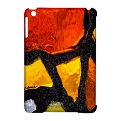 Colorful Glass Mosaic Art And Abstract Wall Background Apple Ipad Mini Hardshell Case (compatible With Smart Cover)