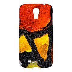 Colorful Glass Mosaic Art And Abstract Wall Background Samsung Galaxy S4 I9500/i9505 Hardshell Case