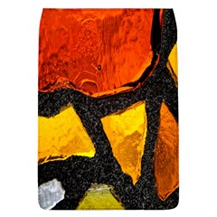 Colorful Glass Mosaic Art And Abstract Wall Background Flap Covers (l)