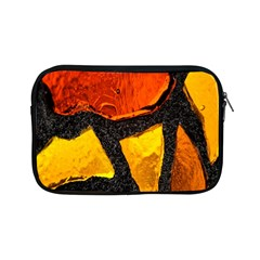 Colorful Glass Mosaic Art And Abstract Wall Background Apple Ipad Mini Zipper Cases