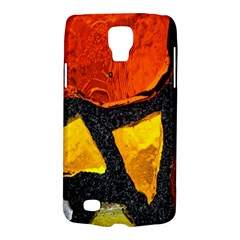 Colorful Glass Mosaic Art And Abstract Wall Background Galaxy S4 Active