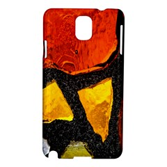Colorful Glass Mosaic Art And Abstract Wall Background Samsung Galaxy Note 3 N9005 Hardshell Case