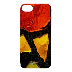 Colorful Glass Mosaic Art And Abstract Wall Background Apple Iphone 5s/ Se Hardshell Case
