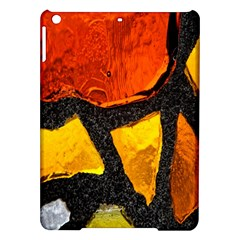 Colorful Glass Mosaic Art And Abstract Wall Background Ipad Air Hardshell Cases