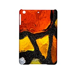Colorful Glass Mosaic Art And Abstract Wall Background Ipad Mini 2 Hardshell Cases