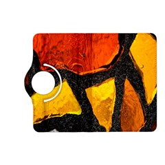 Colorful Glass Mosaic Art And Abstract Wall Background Kindle Fire Hd (2013) Flip 360 Case
