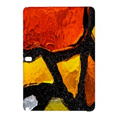 Colorful Glass Mosaic Art And Abstract Wall Background Samsung Galaxy Tab Pro 10 1 Hardshell Case
