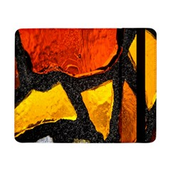Colorful Glass Mosaic Art And Abstract Wall Background Samsung Galaxy Tab Pro 8 4  Flip Case