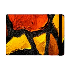Colorful Glass Mosaic Art And Abstract Wall Background Ipad Mini 2 Flip Cases
