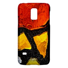 Colorful Glass Mosaic Art And Abstract Wall Background Galaxy S5 Mini