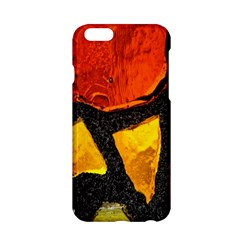Colorful Glass Mosaic Art And Abstract Wall Background Apple Iphone 6/6s Hardshell Case