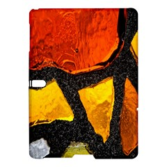 Colorful Glass Mosaic Art And Abstract Wall Background Samsung Galaxy Tab S (10 5 ) Hardshell Case