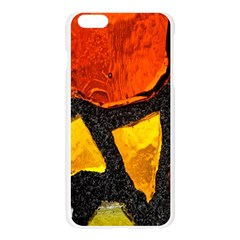 Colorful Glass Mosaic Art And Abstract Wall Background Apple Seamless iPhone 6 Plus/6S Plus Case (Transparent)